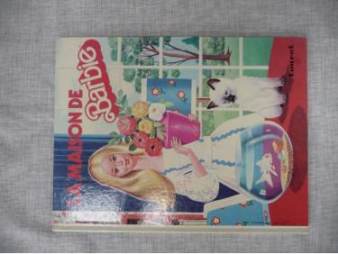 Album la maison de Barbie - éditions Touret