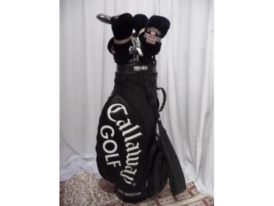 Ensemble club Golf + plus bagagerie