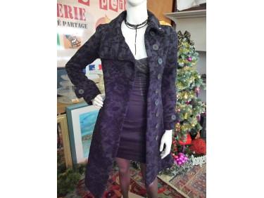 manteau femme DESIGUAL T36