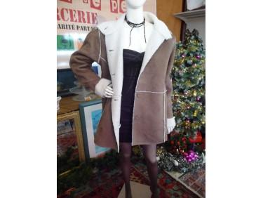 manteau hiver femme ATLAS T46/48