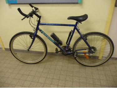 Vélo tout terrain adulte